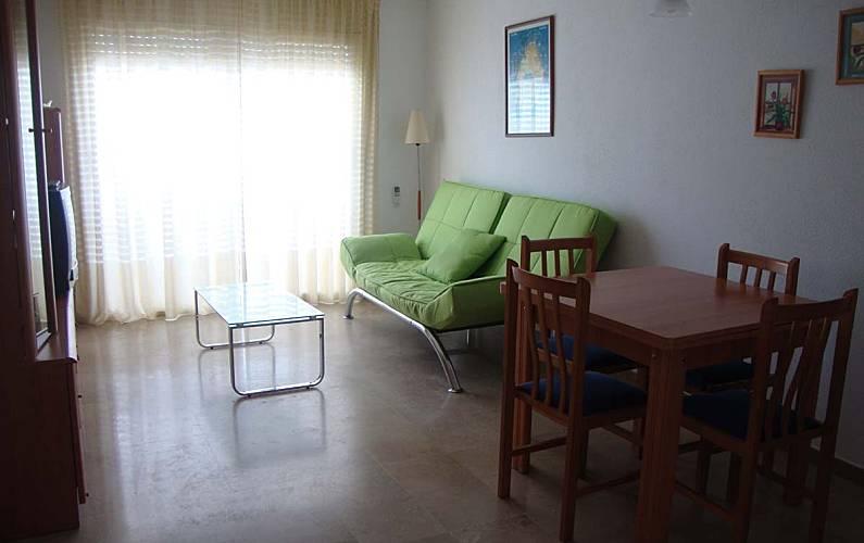 Apartment Living-room Tarragona Vandellòs i l'Hospitalet de l'Infant Apartment - Living-room