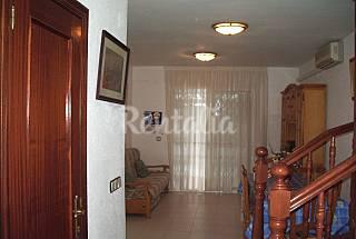 Casa para 6-7 personas a 100 m de la playa Castellón
