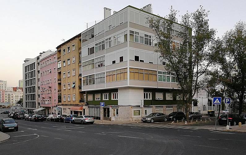 Apartamento Exterior da casa Lisboa Lisboa Apartamento - Exterior da casa