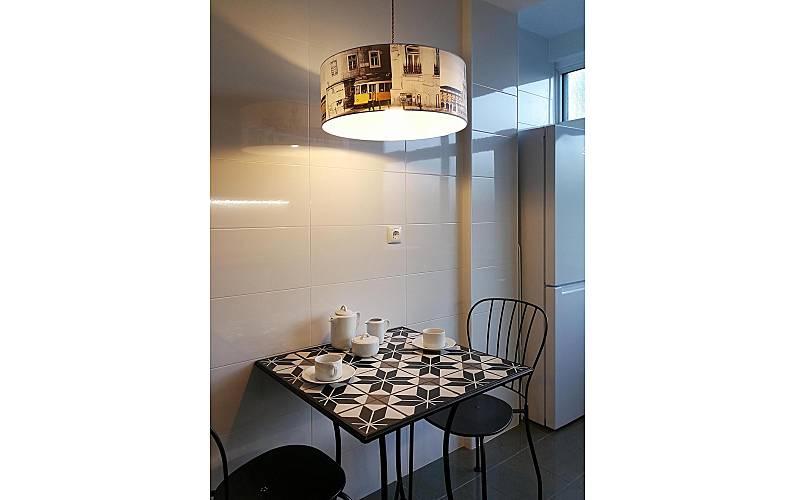 Entrecampos Kitchen Lisbon Lisbon Apartment - Kitchen