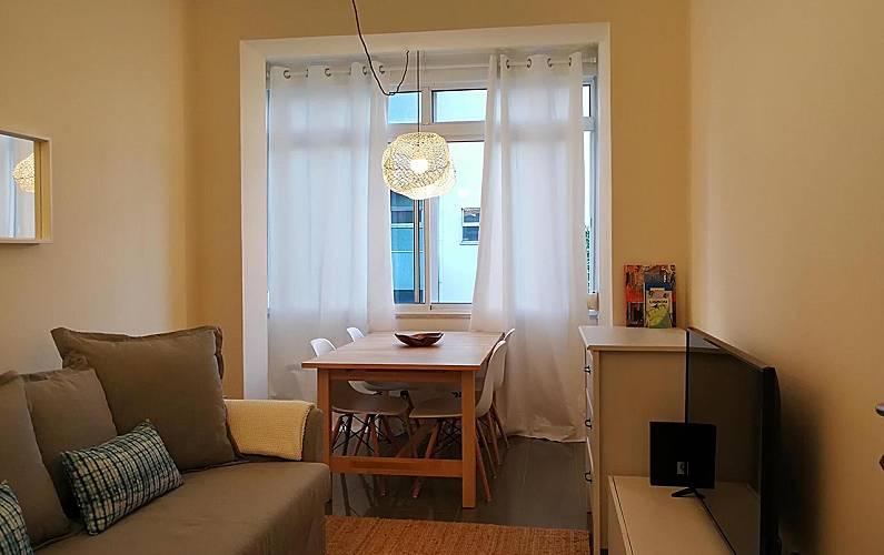 Entrecampos Sala Lisboa Lisboa Apartamento - Sala