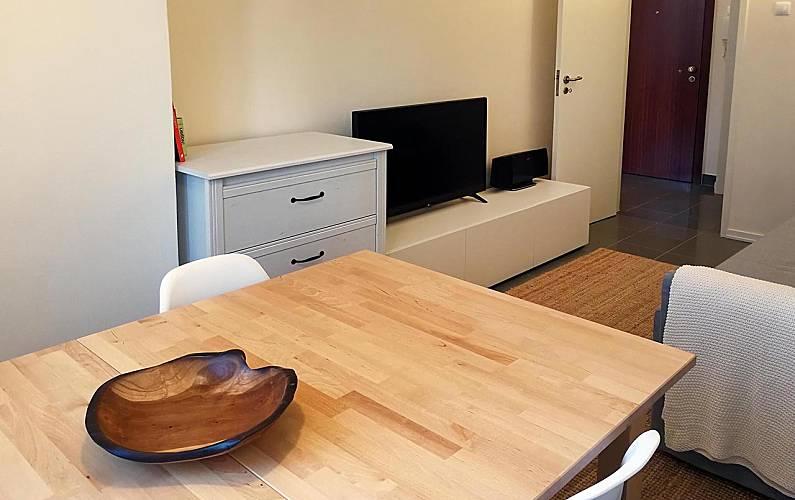 Entrecampos Living-room Lisbon Lisbon Apartment - Living-room