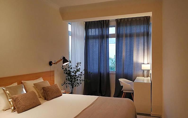 Entrecampos Bedroom Lisbon Lisbon Apartment - Bedroom