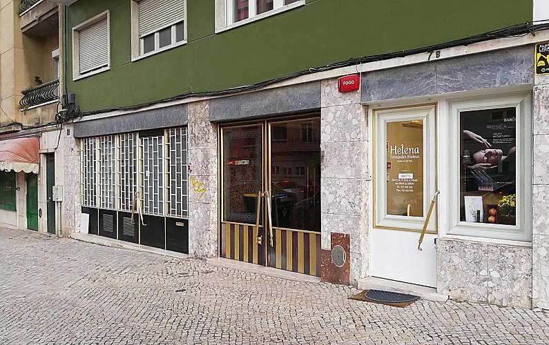 Entrecampos Exterior da casa Lisboa Lisboa Apartamento - Exterior da casa