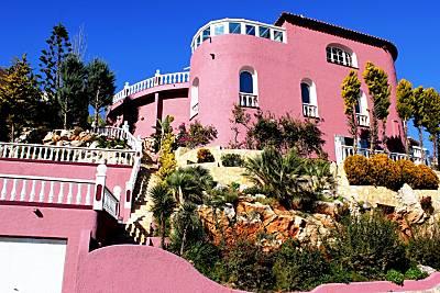 Villa de 20 pax en la playa con piscina y sauna Alicante