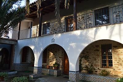 Casa rural para 12-13 personas en la vera Cáceres