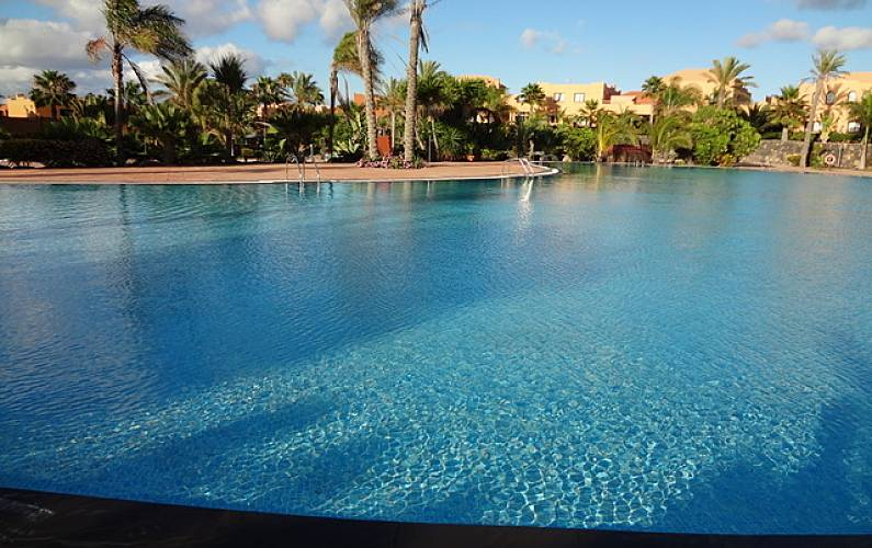 Apartment with salt water pools - Corralejo, La Oliva ...