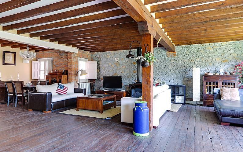 Apartamento para 6-7 personas a 2 km de la playa Cantabria