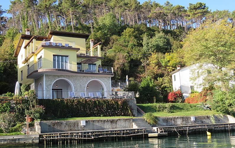 Appartamento Verde 5 Posti Terrazza E Posto Barca Bocca Di