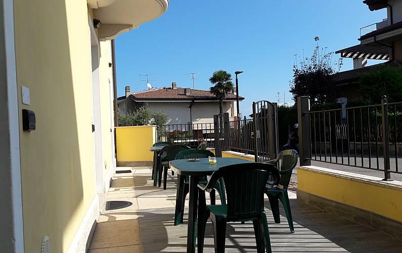 apartamentos Terraza Brescia Desenzano del Garda Apartamento - Terraza