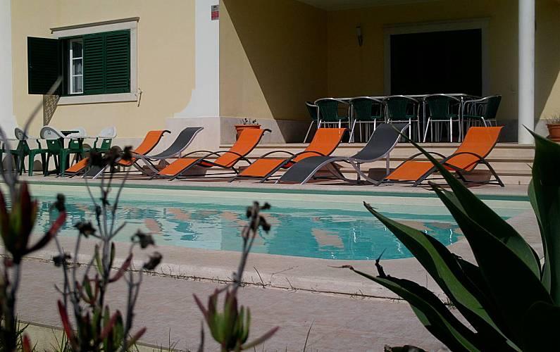 House Swimming pool Lisbon Sintra villa - Swimming pool