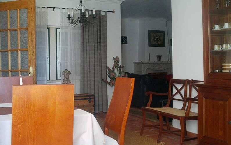 House Dining-room Lisbon Sintra villa - Dining-room