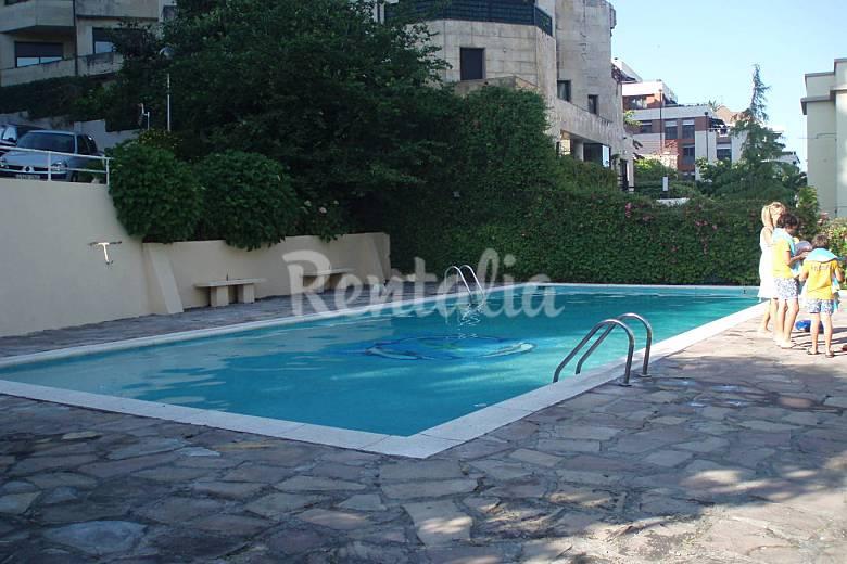 En el sardinero con piscina y tennis santander - Piscinas en santander ...