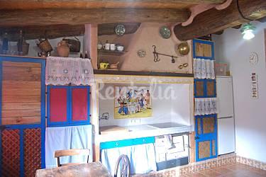 La Cocina Teruel Tormón Casa en entorno rural