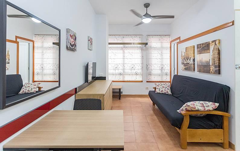 Wohnung Mit 1 Zimmern Direkt Am Strand Las Palmas De Gran Canaria