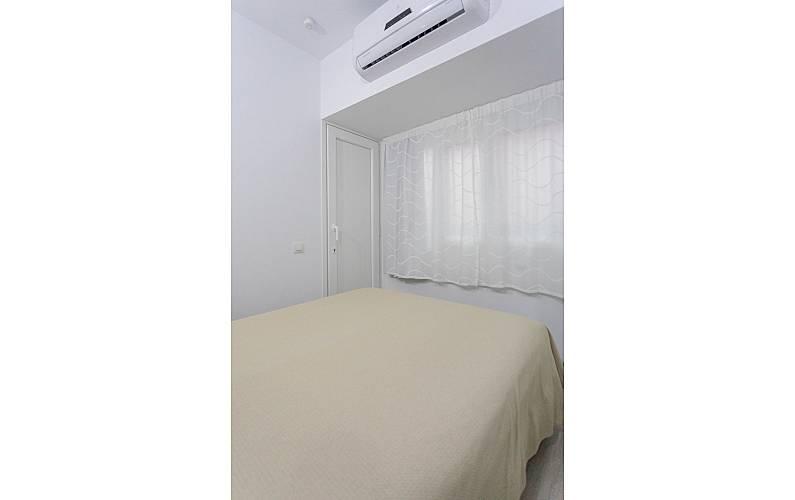 Beach Bedroom Gran Canaria Las Palmas Apartment - Bedroom