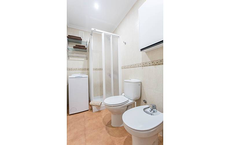 Beach Bathroom Gran Canaria Las Palmas Apartment - Bathroom