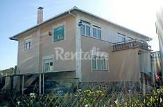 Alquiler casa Cobas Ferrol 1 km playa con jardín A Coruña/La Coruña