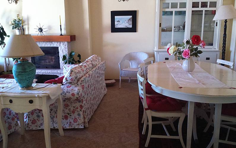 Totally Dining-room Lisbon Sintra House - Dining-room
