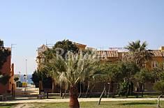 Bonita casa para 2-6 personas a 50 m de la playa Cádiz