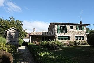 Casa para 10 pessoas a 1000 m da praia Pontevedra