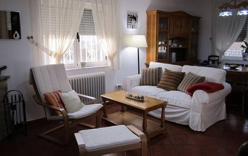 Casa Salotto Salamanca Pelabravo Villa di campagna - Salotto