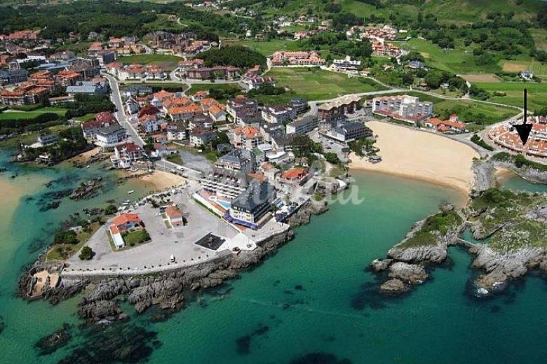 Isla playa apartamentos en alquiler isla playa arnuero cantabria costa de cantabria - Apartamentos en cantabria playa ...