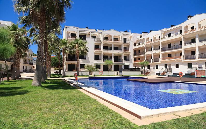 Alquiler apartamento casa daurada en miami playa costa - Alquiler casas vacacionales costa dorada ...