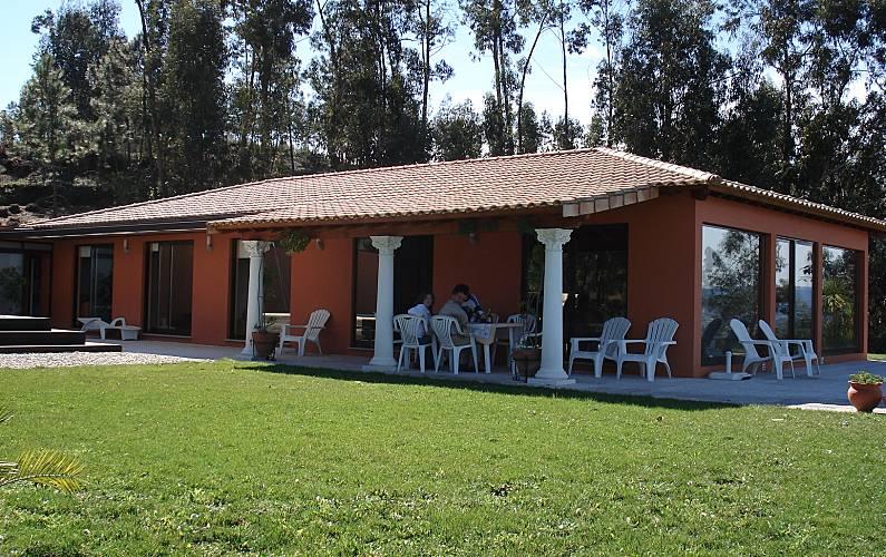 Villa Exterior da casa Viana do Castelo Ponte de Lima Villa rural - Exterior da casa