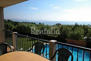 Apartamento com 3 quartos a 150 m da praia Pontevedra