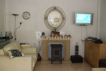 Totally Living-room Valencia Xàtiva Countryside villa