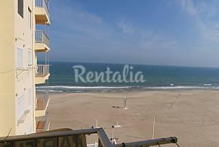 Apartamento en alquiler en 1ª línea de playa Valencia