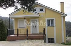 Maison pour 11 personnes à 10 km de la plage Lugo