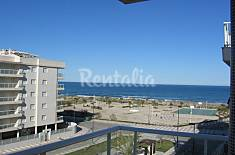 Apartamentos con piscina, 75 m playa de Dimus. Valencia