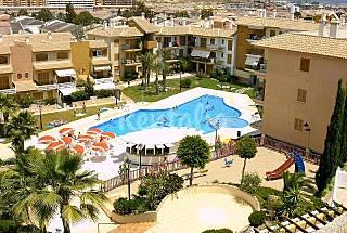 Apartamento de un dormitorio alquiler. Murcia