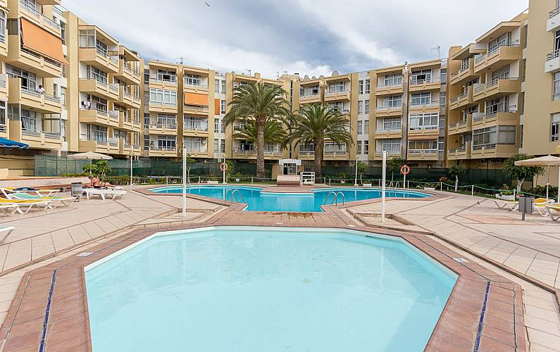 Downtown Apartment in Playa del Inglés Gran Canaria -
