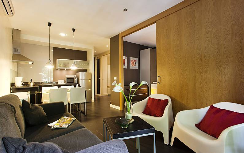 Rocafort 1 Apartment  Barcelona