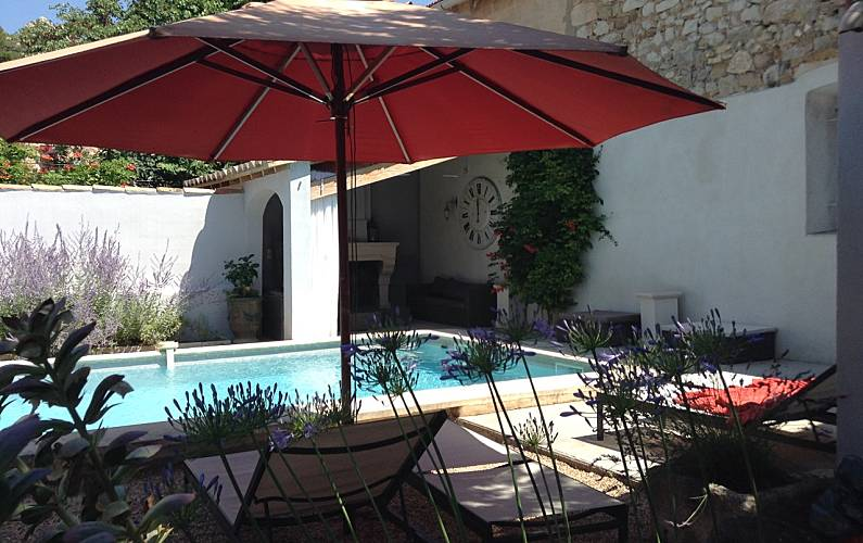 Casa Bocas do Ródano Maussane-les-Alpilles Villa rural -