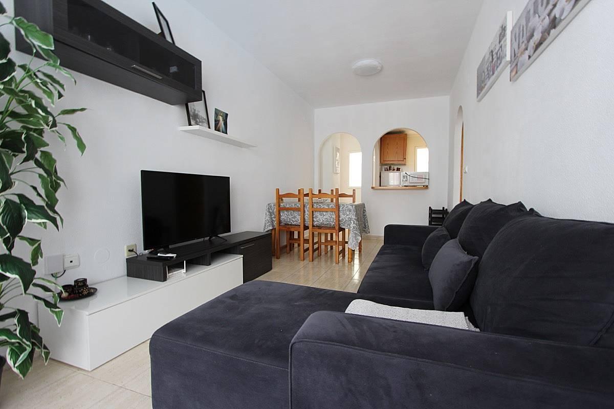Apartamento en alquiler a 500 m de la playa torrevieja alicante costa blanca - Alquilar apartamento en torrevieja ...