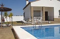 Casa para 6 personas a 4.5 km de la playa Cádiz