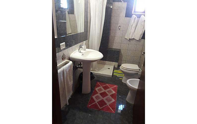 3 Bathroom Catania Calatabiano Countryside villa - Bathroom