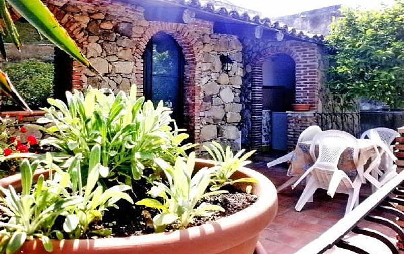3 Outdoors Catania Calatabiano Countryside villa - Outdoors