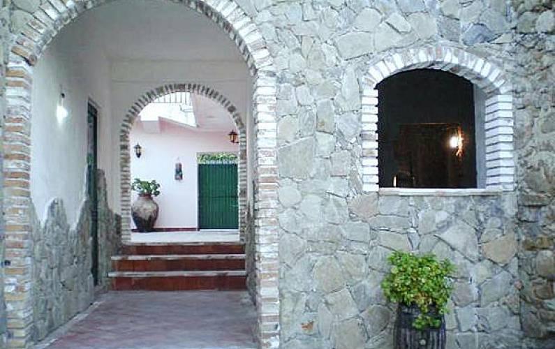 Club Parte esterna della casa Catania Calatabiano Villa di campagna - Parte esterna della casa
