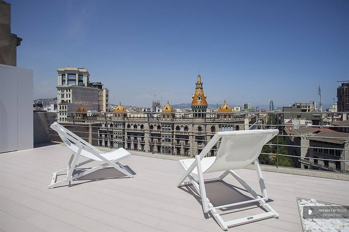 L 39 appartement bellavista barcelone sant agusti palma - Appartement de vacances barcelone mesura ...
