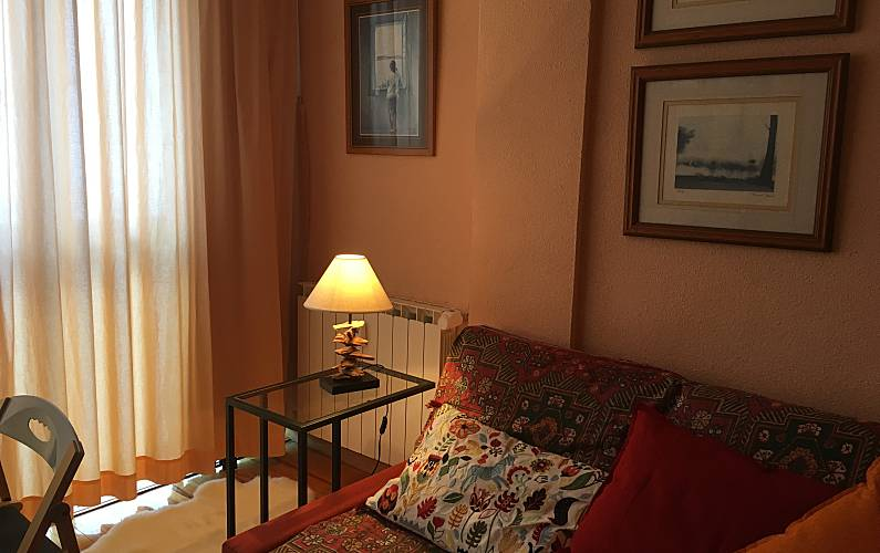 Apartment Huesca Aisa Apartment -