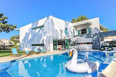 Villa para 8 personas a 650 m de la playa Setúbal