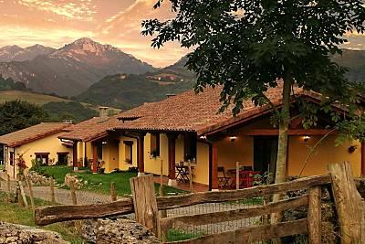 Apartamento rural en alquiler a 7 km de la playa Asturias