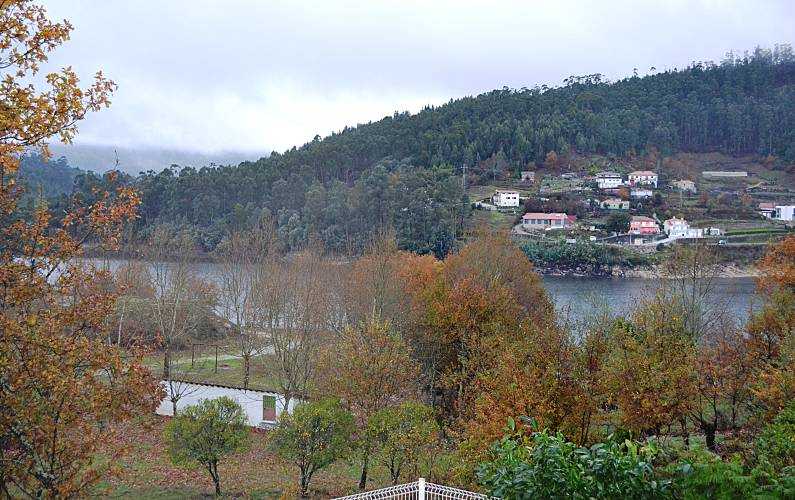 Belíssima Braga Vieira do Minho Casa rural -