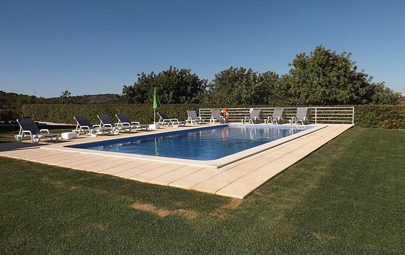 Villa Swimming pool Algarve-Faro Loulé villa - Swimming pool
