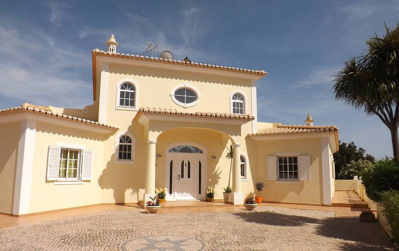 Villa Outdoors Algarve-Faro Loulé villa - Outdoors